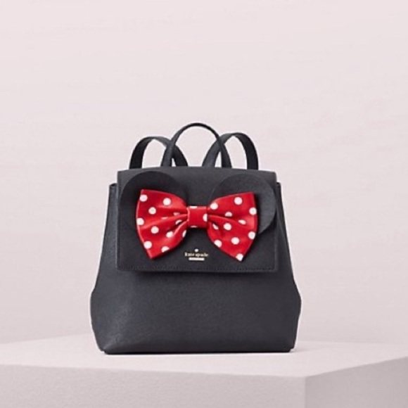 Kate Spade Minnie Mouse Small Backpack